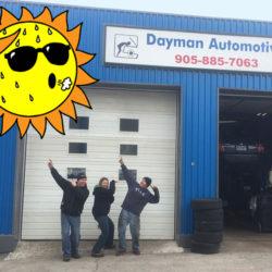 dayman auto ac special
